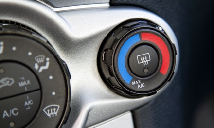$50 for an Auto Air-Conditioner Tune-Up at Goodyear Barnett's Tire Co ($99.95 Value)