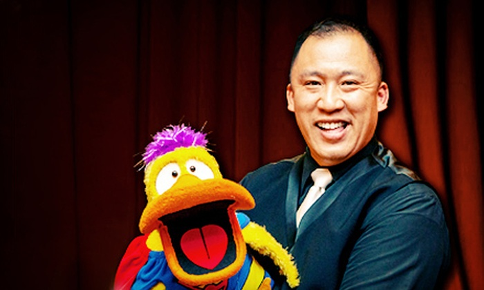 Bay Area Dinner Show - Multiple Locations: Chinese Dinner and a Magic Show Featuring Comedian Mike Toy for Two, Four, or Eight (Up to 55% Off)