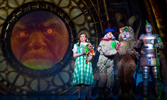 """""""The Wizard of Oz"""" - Ed Mirvish Theatre: Andrew Lloyd Webber's """"The Wizard of Oz"""" at Ed Mirvish Theatre, June 4–23 (Up to 58% Off). Two Seating Options."""