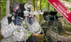 SplatterPark LTD. - Franklin: Paintball Outing with Gear and Lunch for Two at SplatterPark in Mount Gilead (52% Off)