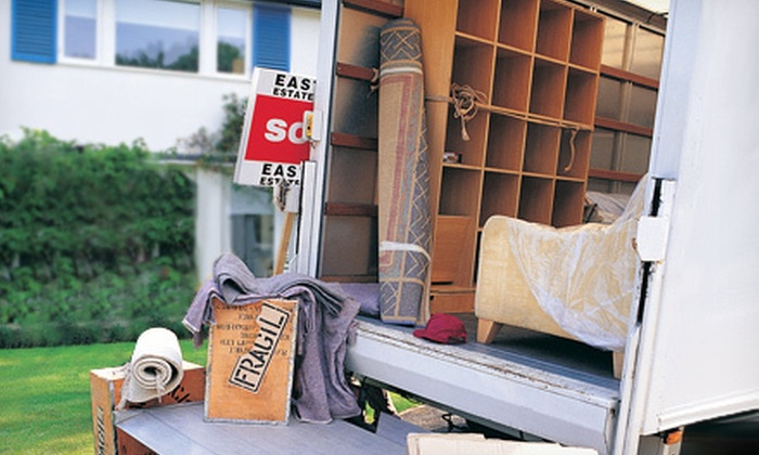 StorageVille - Multiple Locations: Four-Hour or Full-Day Moving-Truck Rental from StorageVille (Up to 53% Off)