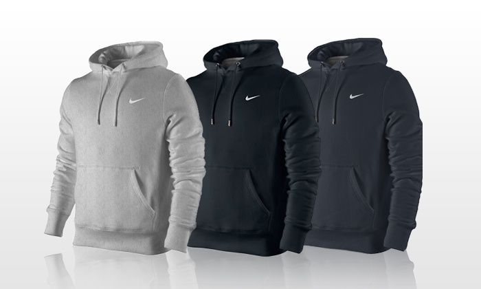 sweat capuche nike groupon. Black Bedroom Furniture Sets. Home Design Ideas