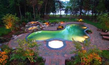 $99 for a One-Hour Landscape-Architect Consultation ($289 Value) Plus $500 Credit from BR Design Build