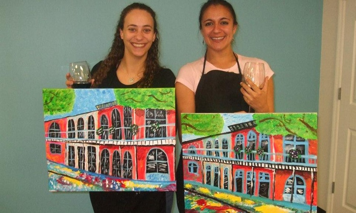 Art & Soul Painting Parties And Classes - Martinez: $17 for $30 Groupon — Art & Soul Painting Parties and Classes