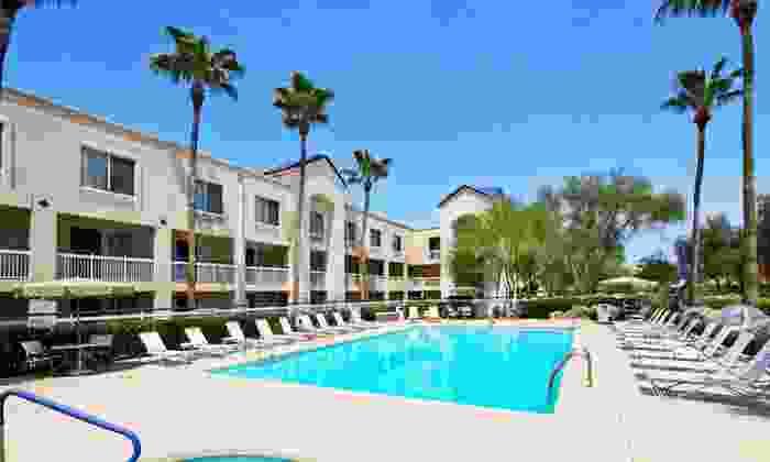 Fairfield Inn Marriott Scottsdale North - Phoenix: Stay with Optional Movie Theater Credit at Fairfield Inn Marriott Scottsdale North in Scottsdale, AZ
