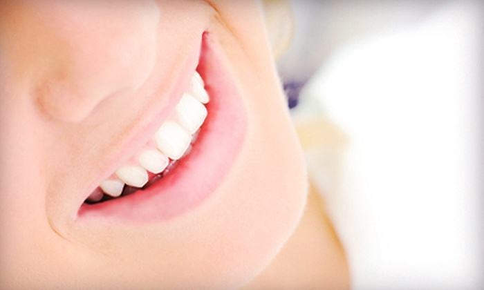 Pearl Teeth Whitening Spa - Fairview: $99 for Teeth-Whitening Treatment and Take-Home Touch-Up Pen at Pearl Teeth Whitening Spa ($199 Value)