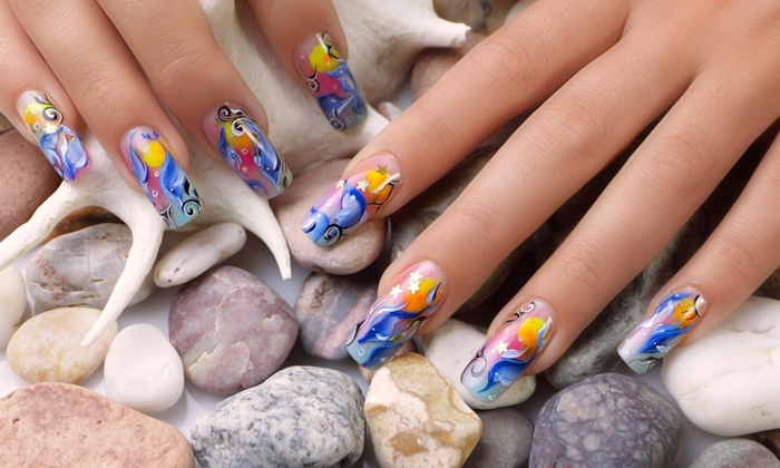 Nails By Charese At Designer Image - Spartanburg: $30 for $60 Worth of Nail Design Service — Nails By Charese at Designer Image