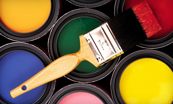 Oakhurst Builders - Charlotte: One, Two, or Three Rooms of Interior House Painting from Oakhurst Builders (Up to 72% Off)