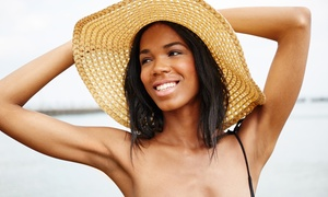 BlueInGreen Center: Three or Six Laser Hair-Removal Sessions for Small, Medium, or Large Area at BlueInGreen Center (Up to 79% Off)