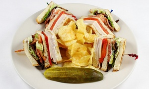 Turf Club: $17 for $30 Worth of Lunch or Brunch for Two or More at Turf Club