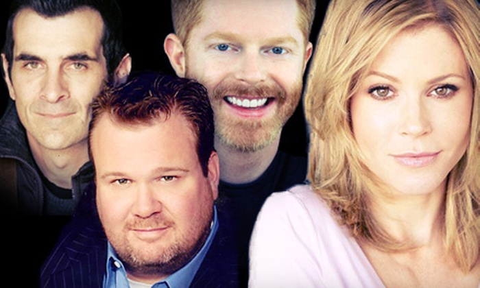 """The Cast of """"Modern Family"""" Live - Clearwater: $48 to See the Cast of """"Modern Family"""" Live at Ruth Eckerd Hall in Clearwater on April 25 at 8 p.m. (Up to $100 Value)"""