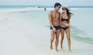 Organic Airbrush Tanning: One or Three Full-Body Airbrush-Tanning Sessions at Organic Airbrush Tanning (Up to 58% Off)