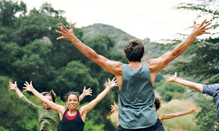 Get Fit Don't Quit Outdoor Bootcamp - Luling: 5 or 10 Boot-Camp Classes from Get Fit Don't Quit Outdoor Bootcamp (Up to 52% Off)