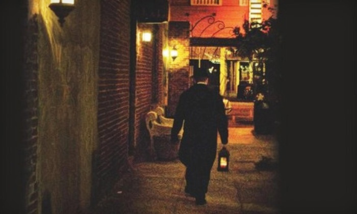 Carolina History & Haunts - First Ward: Beyond the Grave Haunted History Tour for Two or Four from Carolina History & Haunts (Up to 50% Off)