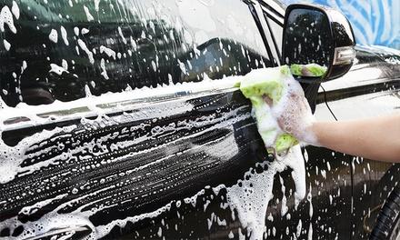Formule de lavage auto au choix parmi 5, dès 9,90 € au garage Souli Auto Clean