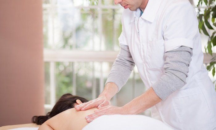 Spark Massage and Wellness Center - Downtown: One or Three 60-Minute Massages at Spark Massage and Wellness Center (Up to 56% Off)