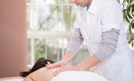 One or Three 60-Minute Massages at Spark Massage and Wellness Center (Up to 56% Off)
