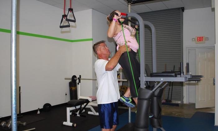 Tadd's Transformations Studio Inc. - DeLand: 15 Fitness Classes at Tadd's Transformation Studio Inc. (45% Off)