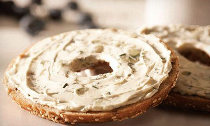 Bruegger's Bagels - Charleston: $10 for $20 Worth of New York–Style Bagels and Sandwiches at Bruegger's Bagels