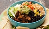 Gezzo's Surf & Grille - Multiple Locations: West-Coast Burritos and Tacos at Gezzo's Surf & Grille (Up to 40% Off). Two Options Available.