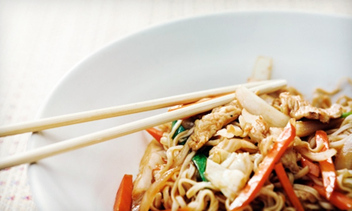 Bon Appe-Thai - South Salt Lake City: $10 for $20 Worth of Thai Cuisine at Bon Appe-Thai