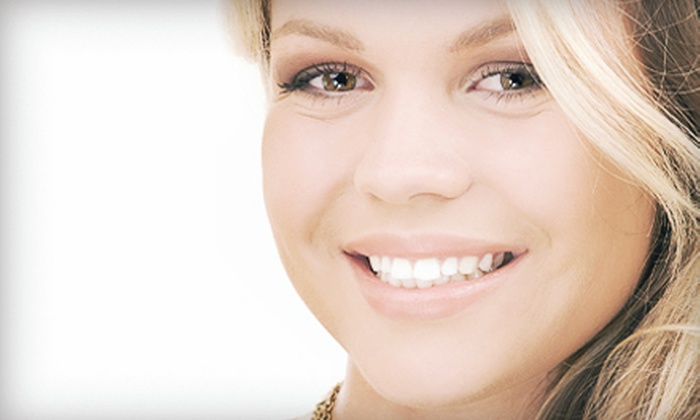 Enlightened Expressions Teeth Whitening - Multiple Locations: One or Two In-Salon Teeth-Whitening Treatments at Enlightened Expressions Teeth Whitening (Up to 51% Off)