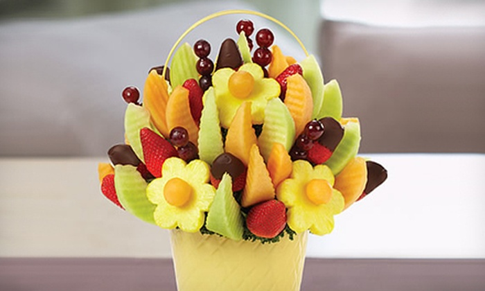 Edible Arrangements - Walnut Grove - Shelby Farms PD: Chocolate-Dipped Fruit Gifts from Edible Arrangements (Up to 52% Off). Three Options Available.