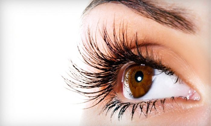 Pure SKN - Ferndale: Eyelash Extensions with Option for Refill at Pure SKN (Up to 53% Off)