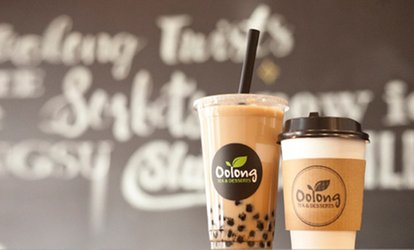 15% Cash Back at Oolong Tea And Desserts