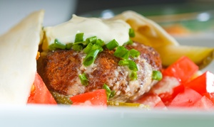 Middle Eastern Food For Dine-in, Carry-out, Or Delivery From Shawermarz (40% Off)