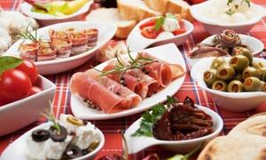 Vino y Mar: Tapas-Platte mit kalten und warmen Tapas für Zwei im Vino y Mar (61% sparen*)
