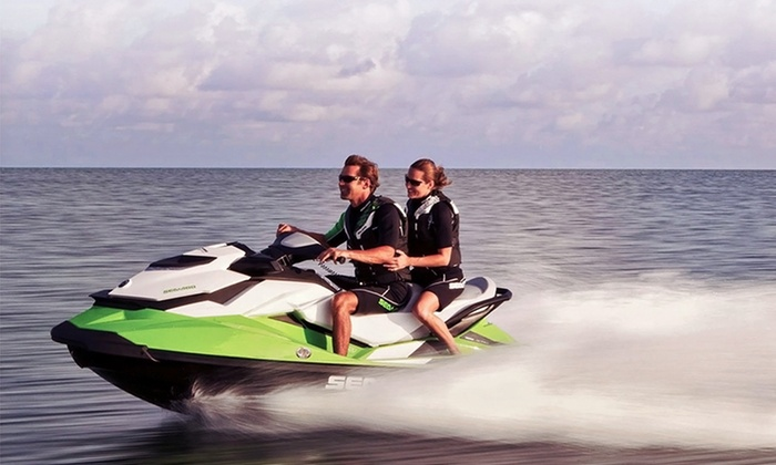 Makaio Watersports - Orlando: One- or Two-Hour Jet Ski Rental at Makaio Watersports (Up to 72% Off)