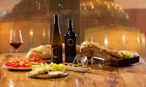 יקב בוטיק פסגות: מרכז המבקרים נחלת בנימין - יקב בוטיק פסגות: סיור מודרך וטעימות יין ב-25 ₪ לאדם או סיור וטעימות גבינות ויין, ב-30 ₪ בלבד