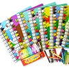 Color-By-Number 8-Book Set with Crayons