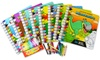 Color-By-Number 8-Book Set with Crayons: Color-By-Number 8-Book Set with Crayons