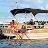 50% Off Pontoon Boat Rentals