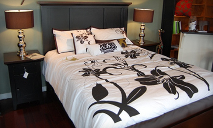 Blueberry Meadows Interiors - Fort Langley: $25 for $60 Worth of Home Furnishings at Blueberry Meadows Interiors in Fort Langley