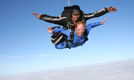 Tandem Skydive for One or Two at Skydive Atlanta (50% Off)