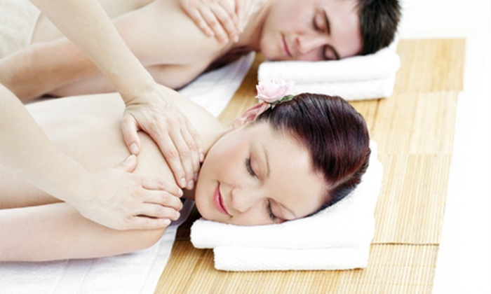 Ahh Spa - City Center: Couples Massage Package or Solo Spa Package with Massage and Facial at Ahh Spa (Up to 66% Off)