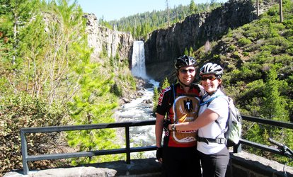 image for Half-Day or Bike Tour or Weekend Bike & Brew Tour from Cog Wild Bicycle Tours & Shuttles (7% Off)