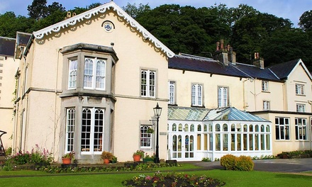 Cumbria: Double Room for Two with Breakfast, 3Course Dinner and Leisure Access at Lambert Manor Hotel