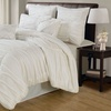 Danielle 8-Piece Ruched Comforter Set