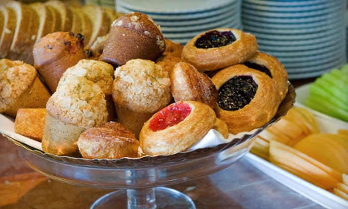 Le Roi French Bakery - Multiple Locations: Pastries, Sandwiches, and Drinks or Custom Cakes at Le Roi French Bakery (Half Off)