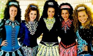 Mayer School of Irish Dancing: $30   for Four Beginner's Irish Dancing Classes at Mayer School of Irish Dancing ($60 Value)