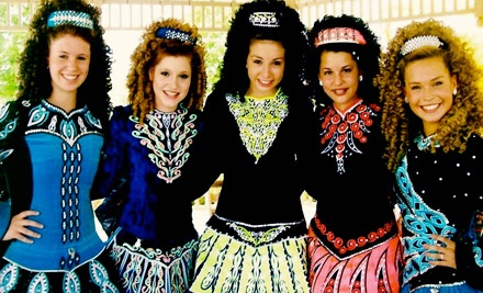 $30   for Four Beginner's Irish Dancing Classes at Mayer School of Irish Dancing ($60 Value)