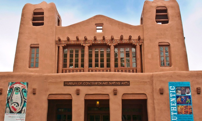 IAIA Museum of Contemporary Native Arts - Downtown Santa Fe: $32 for a One-Year Family/Dual Membership at the IAIA Museum of Contemporary Native Arts ($70 Value)