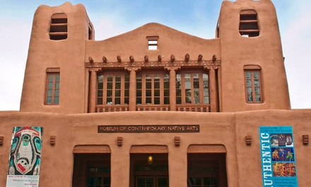 $37 for a One-Year Family/Dual Membership at the IAIA Museum of Contemporary Native Arts ($70 Value)