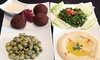 Bistro LaZeez - OLD ACCOUNT - Bethesda: Mediterranean and Middle Eastern Cuisine for Dinner at Bistro LaZeez (Up to 46% Off). Two Options Available.