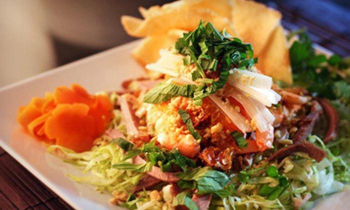 Saigon Surface - Downtown Omaha: $10 for $20 Worth of Vietnamese Cuisine at Saigon Surface