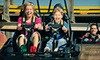 The Track - The Track: $86.25 for Go-Karting, Mini-Golf, and Bungee Jumping at The Track Family Recreation Center (Up to $135 Value)